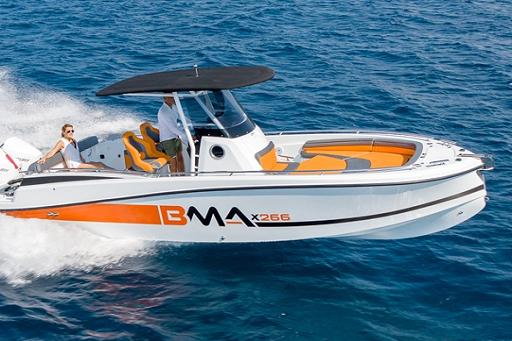 BMA X266