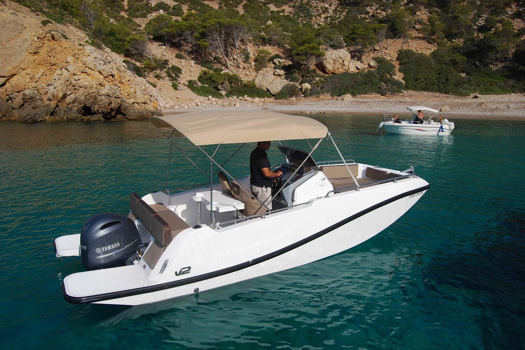 V2 Boats 7.0 #1