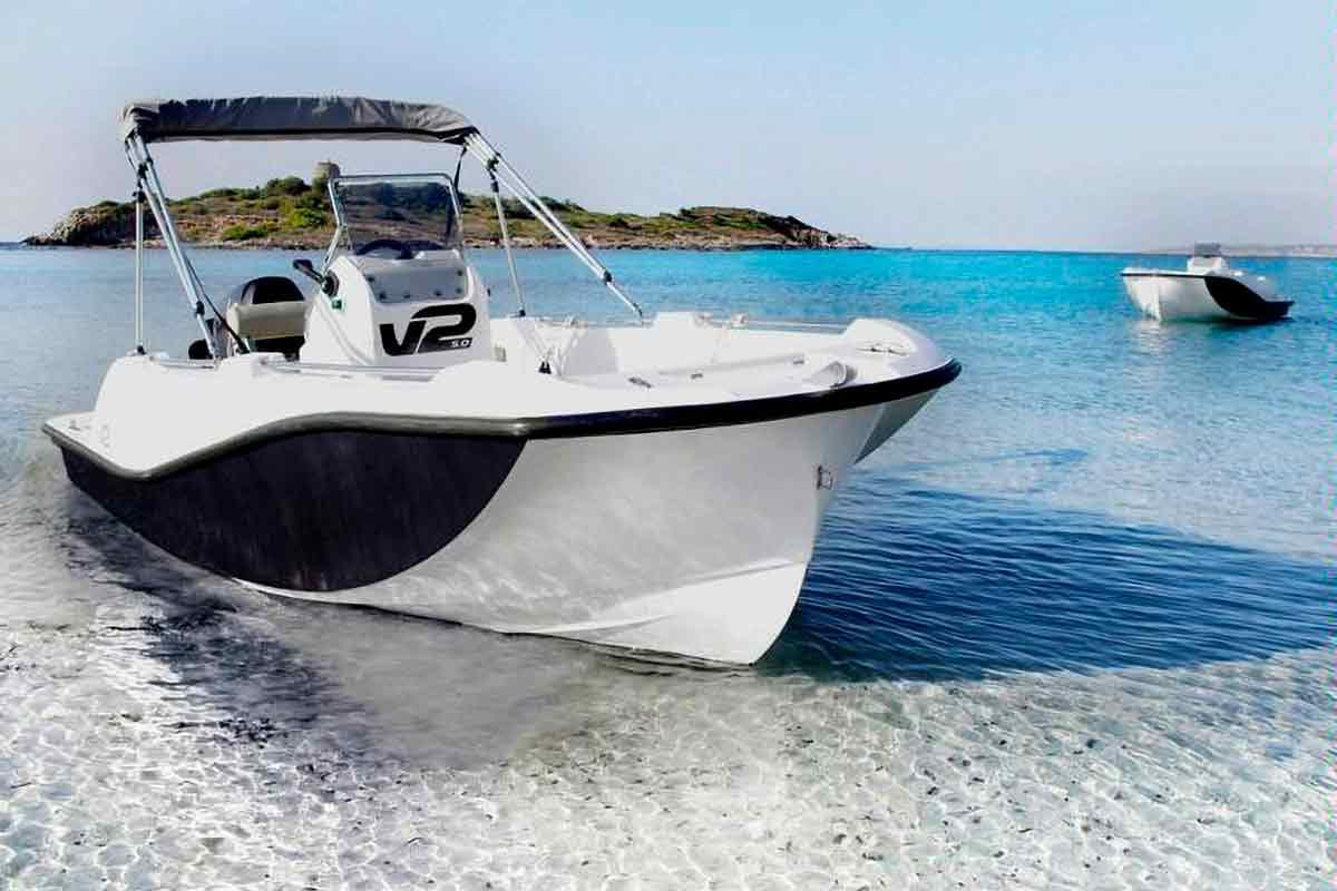 V2 Boats 5.0 #1