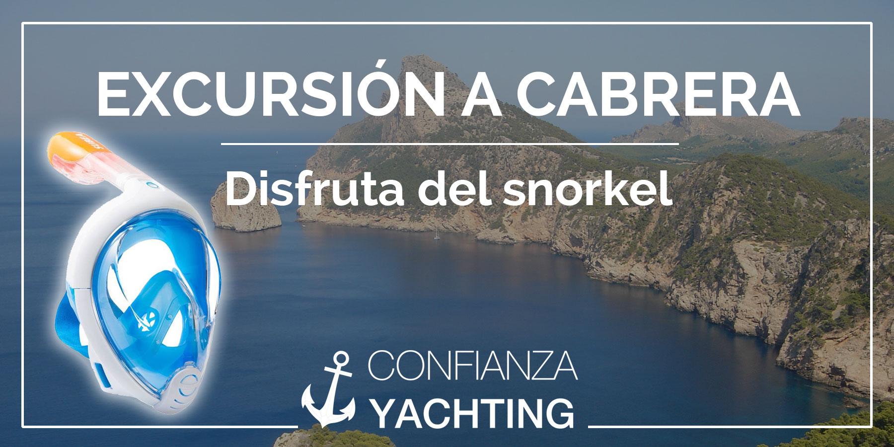 Pack excursión a Cabrera