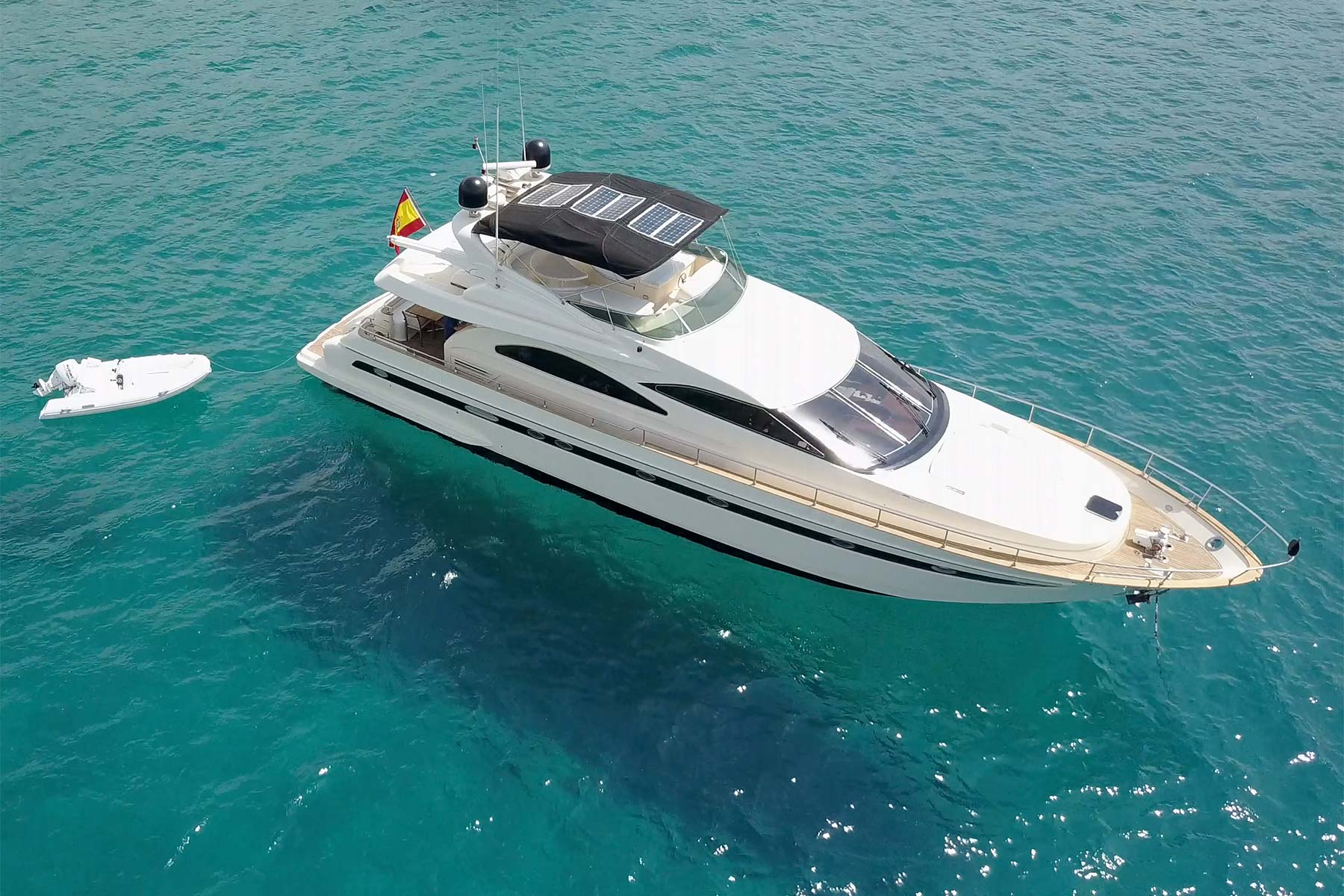 Astondoa 72GLX Flybridge