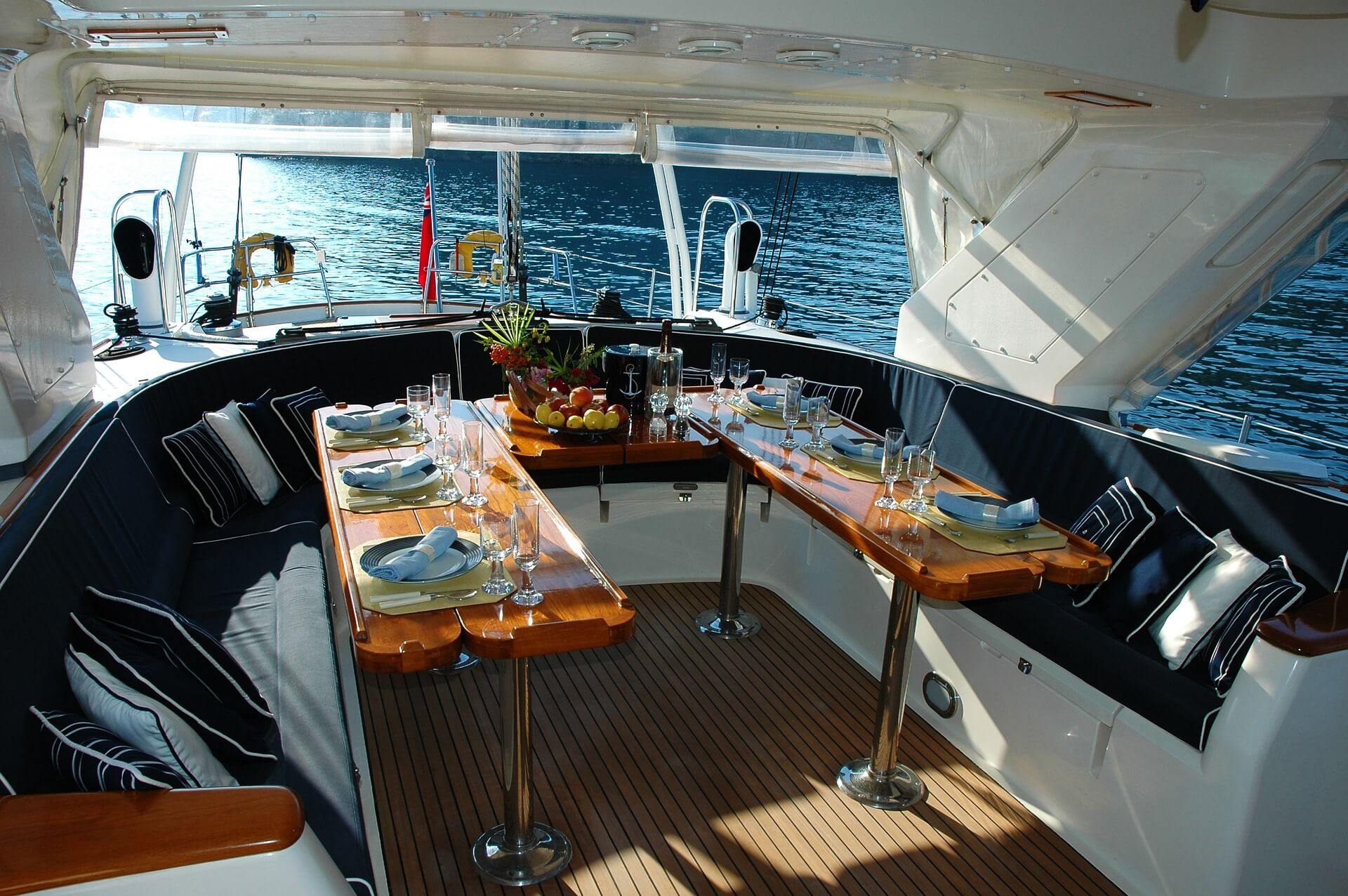 Diferentes maneras de vivir en un barco