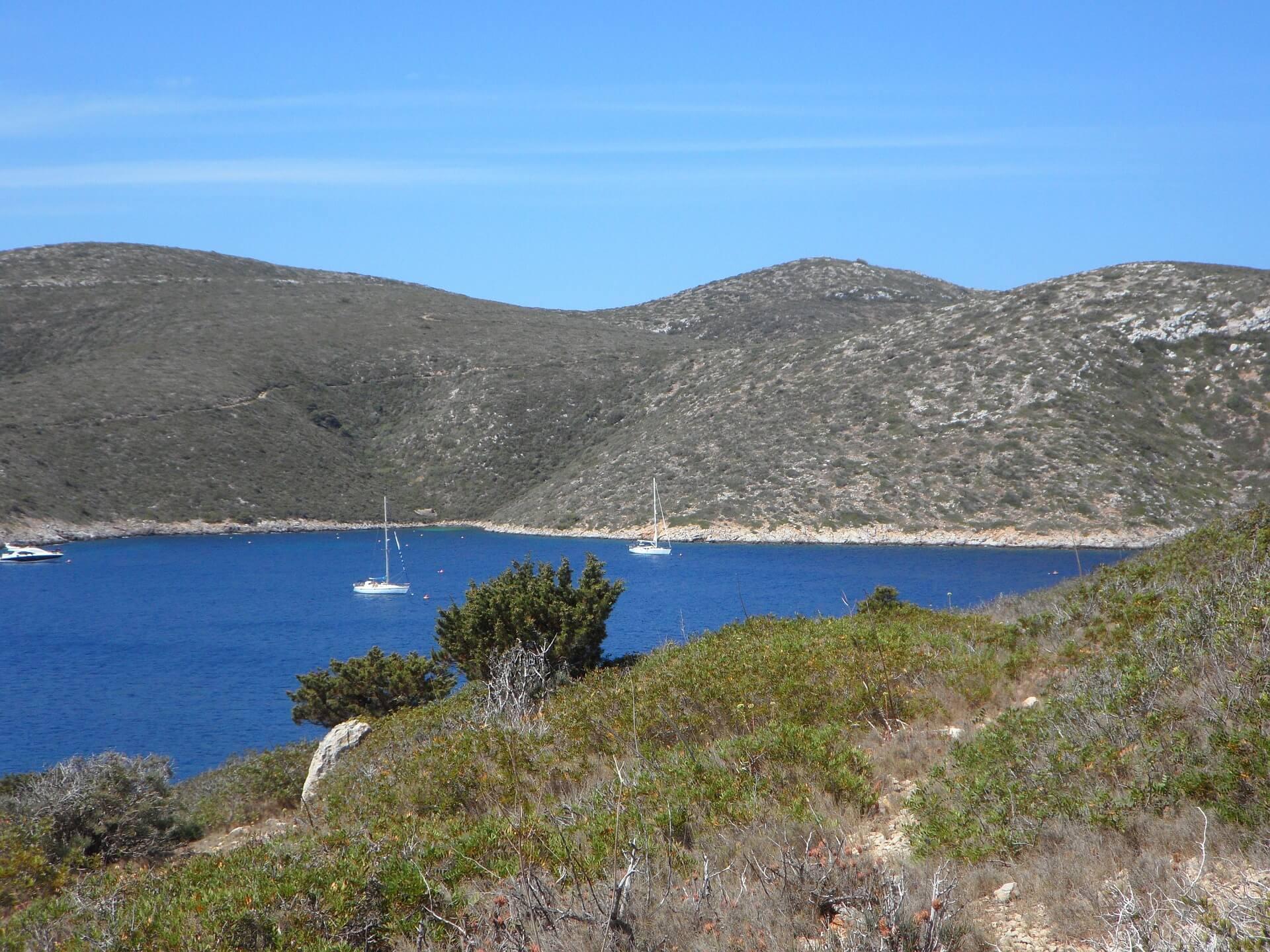 Excursiones a Cabrera en barco